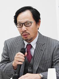 井川誠一郎学会長_2019年11月14日の定例会見