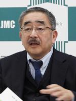 日本介護医療院協会の鈴木龍太会長_11月14日の定例会見