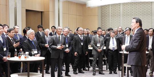 07_上西紀夫会長_20200109役員合同新年会