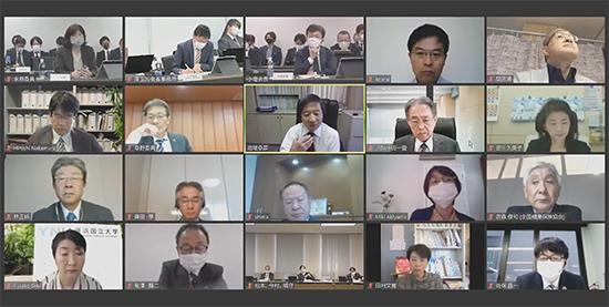 中医協総会_2020年11月11日(オンライン開催)