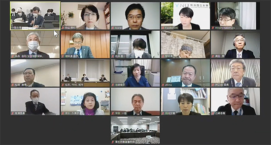 2021年1月27日の中医協総会(オンライン開催)