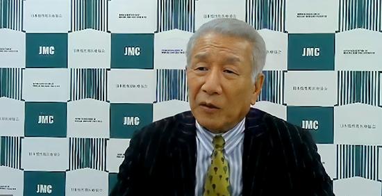 武久洋三会長_2021年6月24日の記者会見