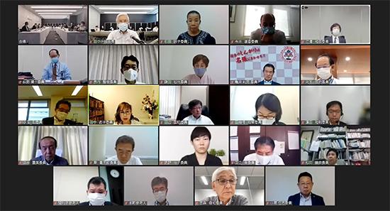 2021年7月28日の介護給付費分科会(オンライン開催)