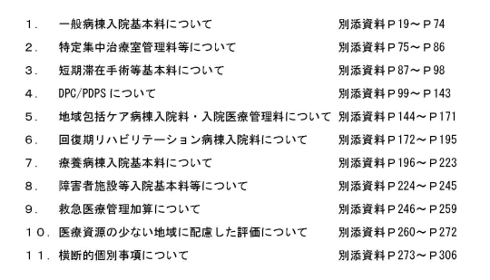 01スライド_P1抜粋_【入-2-1】中間とりまとめ案_2021年9月8日の入院分科会
